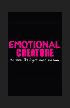 Emotional Creature, Romulus Linney Courtyard Theatre at The Pershing Square Signature Center, NYC Show Poster