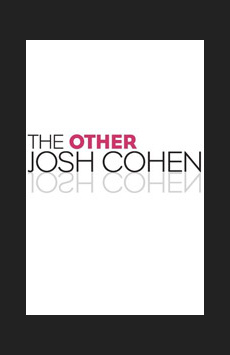The Other Josh Cohen, Soho Playhouse, NYC Show Poster
