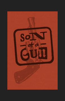 Son of a Gun, The Beckett Theatre (Theatre Row), NYC Show Poster