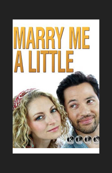 Marry Me a Little, Theatre Row/Clurman Theatre, NYC Show Poster