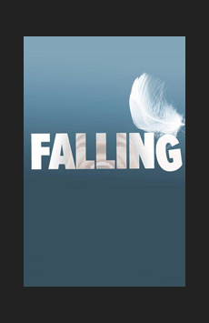 Falling, Minetta Lane Theatre, NYC Show Poster