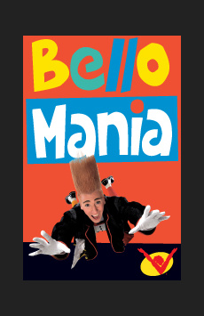 Bello Mania, New Victory Theatre, NYC Show Poster
