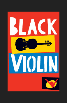 Black Violin, New Victory Theatre, NYC Show Poster