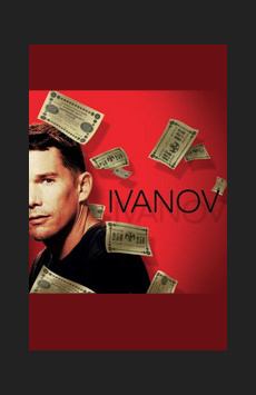 Ivanov,, NYC Show Poster