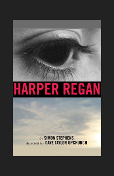 Harper Regan, Atlantic Theater Company, NYC Show Poster