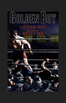 Golden Boy,, NYC Show Poster
