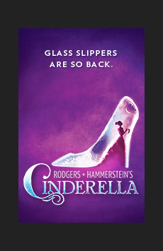 Cinderella,, NYC Show Poster