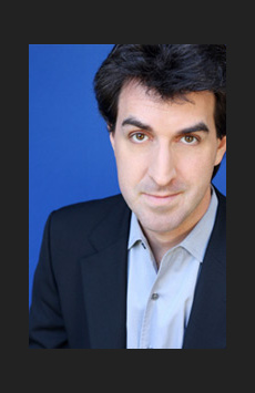 Jason Robert Brown, Feinstein's/54 Below, NYC Show Poster