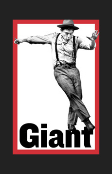 Giant, Joseph Papp Public Theater/Newman Theater, NYC Show Poster