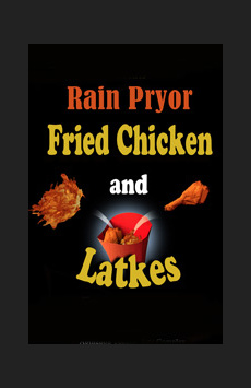 Fried Chicken and Latkes, Actors Temple Theatre, NYC Show Poster