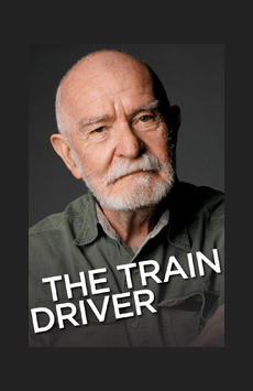The Train Driver, Romulus Linney Courtyard Theatre at The Pershing Square Signature Center, NYC Show Poster