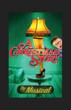 A Christmas Story, Madison Square Garden, NYC Show Poster
