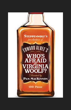 Who's Afraid of Virginia Woolf?,, NYC Show Poster