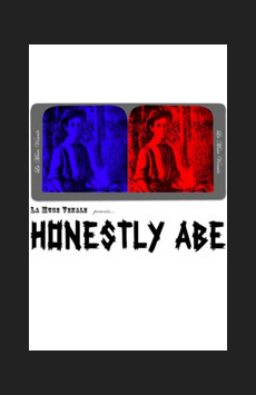 Honestly Abe, Actors Temple Theatre, NYC Show Poster