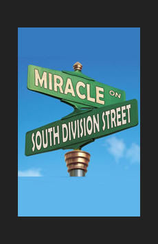Miracle on South Division Street, St. Luke's Theatre, NYC Show Poster