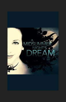 A Midsummer Night's Dream,, NYC Show Poster