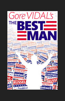 The Best Man,, NYC Show Poster
