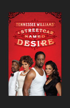 A Streetcar Named Desire, Broadhurst Theatre, NYC Show Poster