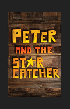 Peter and the Starcatcher, New World Stages - Stage One, NYC Show Poster