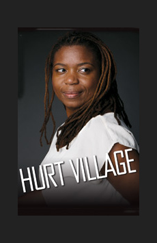 Hurt Village, Romulus Linney Courtyard Theatre at The Pershing Square Signature Center, NYC Show Poster