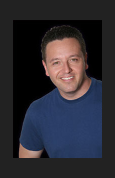 John Edward, New World Stages - Stage Three, NYC Show Poster