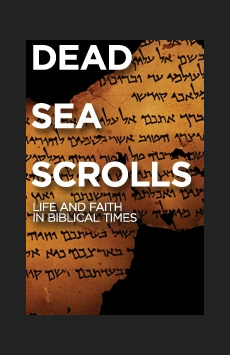 Dead Sea Scrolls: Life and Faith in Biblical Times, Discovery Times Square, NYC Show Poster