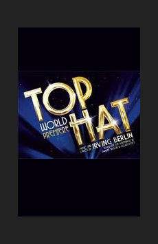 Top Hat,, NYC Show Poster