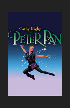 Peter Pan, Madison Square Garden, NYC Show Poster