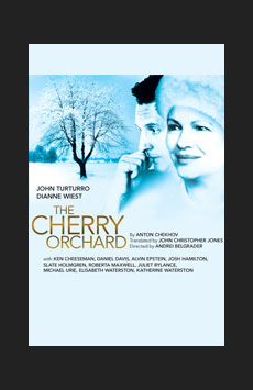 The Cherry Orchard, Classic Stage Company, NYC Show Poster