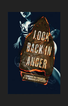 Look Back in Anger, Laura Pels Theatre, NYC Show Poster