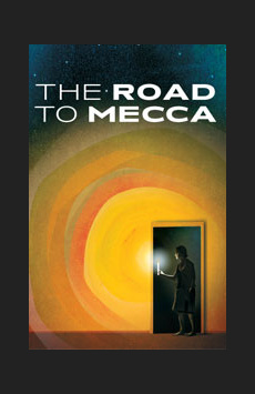 The Road to Mecca, American Airlines Theatre, NYC Show Poster