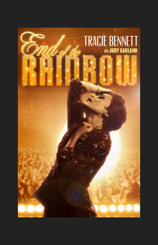 End of the Rainbow, Belasco Theatre, NYC Show Poster