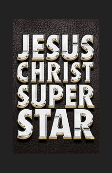 Jesus Christ Superstar,, NYC Show Poster