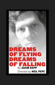 Dreams of Flying Dreams of Falling, Classic Stage Company, NYC Show Poster