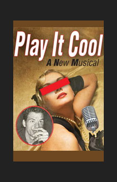 Play It Cool, Theatre Row/Acorn Theatre, NYC Show Poster