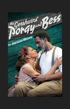 Porgy and Bess, Richard Rodgers Theatre, NYC Show Poster