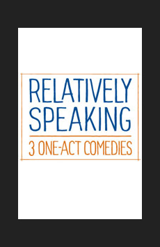 Relatively Speaking,, NYC Show Poster