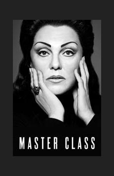 Master Class, Samuel J Friedman Theatre, NYC Show Poster