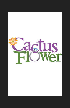 Cactus Flower, Westside Theatre , NYC Show Poster