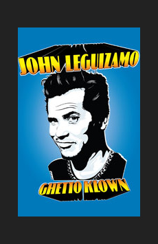 Ghetto Klown, Lyceum Theatre, NYC Show Poster