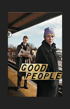 Good People,, NYC Show Poster