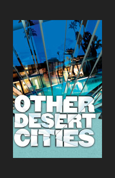 Other Desert Cities, Booth Theatre, NYC Show Poster