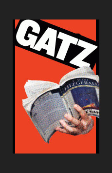 Gatz, Joseph Papp Public Theater/Newman Theater, NYC Show Poster