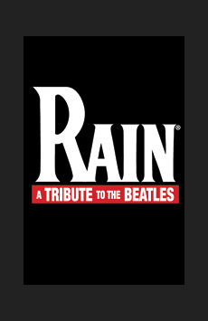 Rain: A Tribute to the Beatles, Brooks Atkinson Theatre, NYC Show Poster