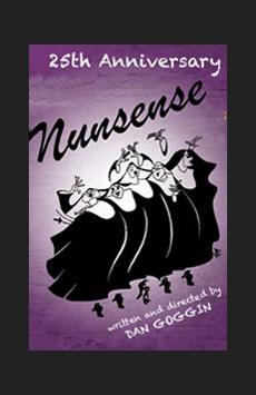 Nunsense, Cherry Lane Theatre, NYC Show Poster