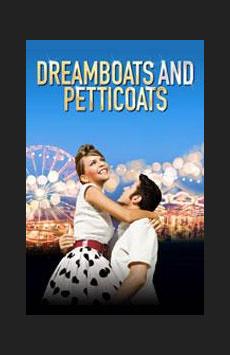 Dreamboats & Petticoats,, NYC Show Poster