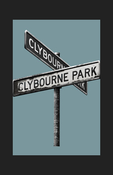 Clybourne Park, Walter Kerr Theatre, NYC Show Poster