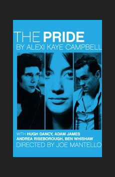 The Pride, Lucille Lortel Theatre, NYC Show Poster