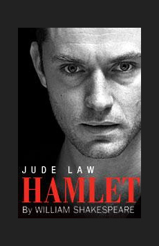 Hamlet,, NYC Show Poster