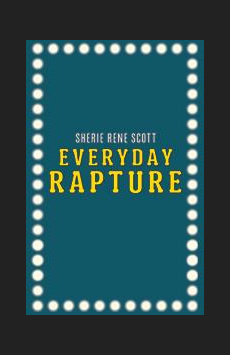 Everyday Rapture, American Airlines Theatre, NYC Show Poster